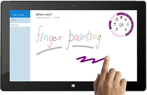 free app for drawing no pen draw with your finger in onenote app by microsoft
