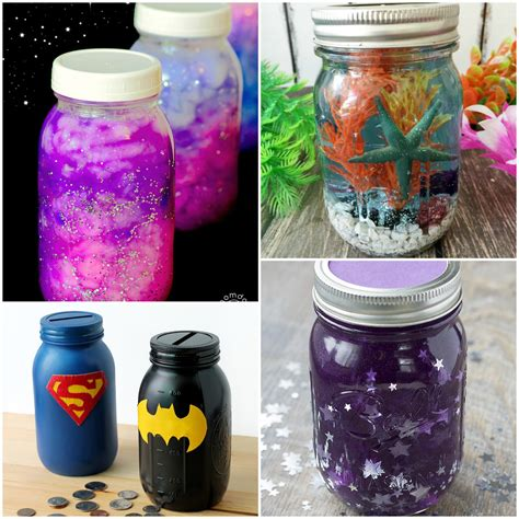 jar crafts diy 31 best diy jar ideas