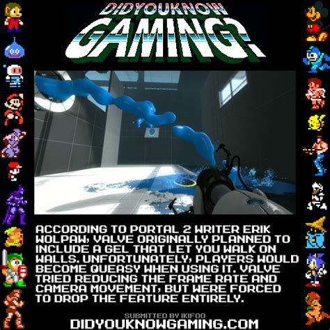Portal To Gaming did you gaming portal 2