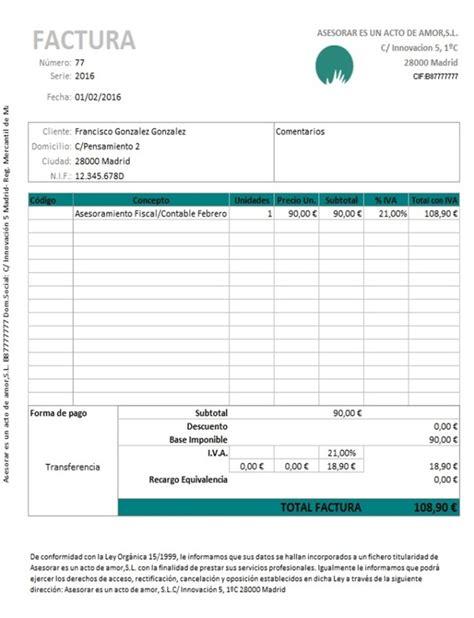 modelos de facturas 2015 191 qu 233 requisitos tiene que llevar una factura gm