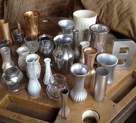 17  best ideas about Silver Vases on Pinterest   Cheap