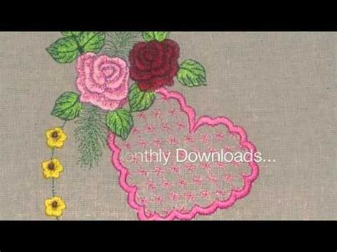 pattern machine you tube machine embroidery designs digital embroidery