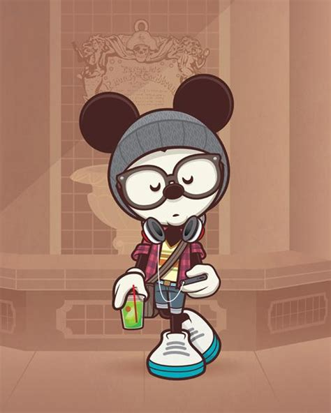 imagenes hipster de mickey mouse fondos de mickey hipster fondos de pantalla