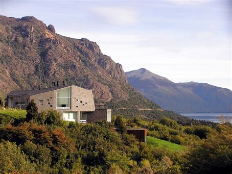 House In The Mountains house on the mountain alric galindez arquitectos archdaily