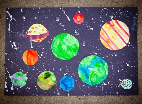 solar system arts and crafts for 18 best photos of solar system activities and crafts for