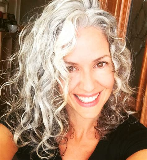 looking with grey hair sara sophia eisenman silver hair gray hair silver siren