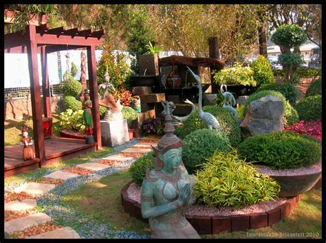 Thai Garden Marina landscape design studio design gallery best design