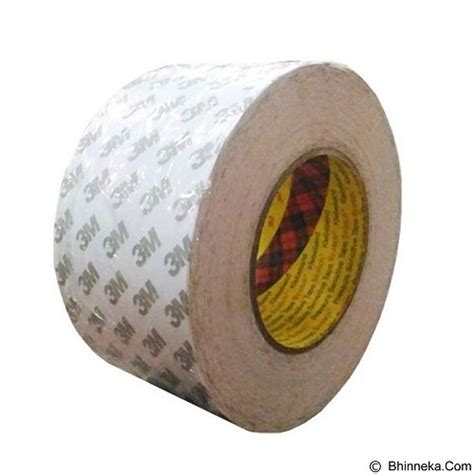 3m 9075i Isolasi Tisu 3m jual 3m coated tissue 48 mm x 50 m 9075i 7385c merchant murah bhinneka