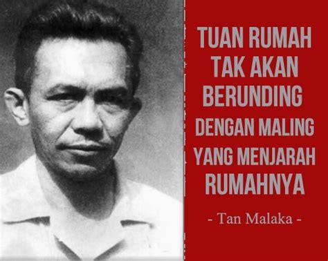 kisah malaka pahlawan besar indonesia yang justru tewas oleh peluru tentara indonesia