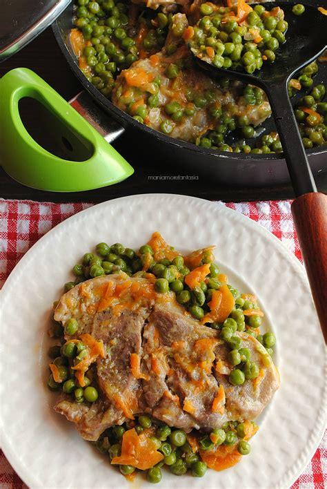 cucinare ossobuco di tacchino ossobuco di tacchino con pisellini e carote e