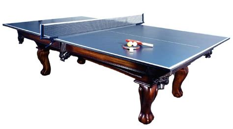 ping pong table top for pool table multi task with a ping pong top and play kit with rubber