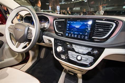 Chrysler Pacifica Interior by 2017 Chrysler Pacifica Exterior Features Zmot 2017