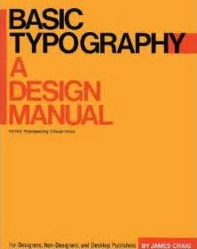 basics design typography basic typography james 9780823004515