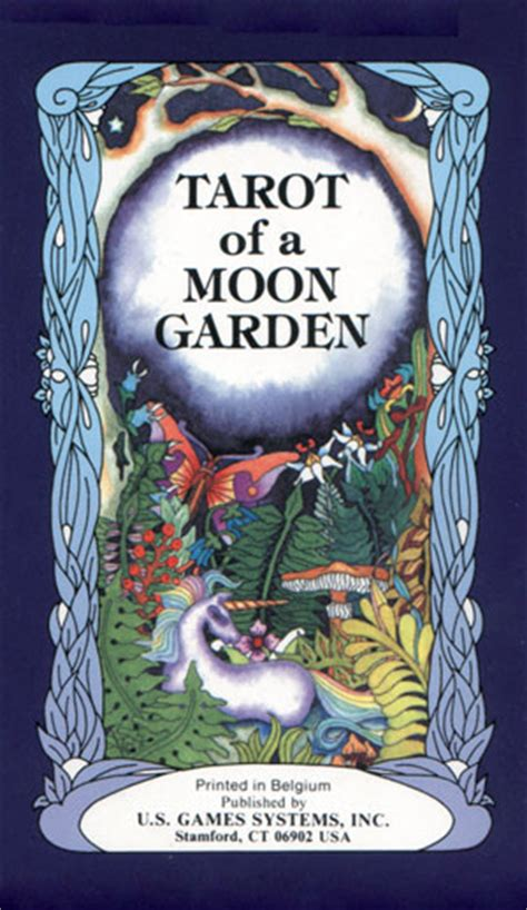 Tarot Of A Moon Garden by U S Systems Inc