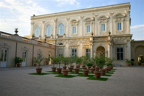 the villa aurelia american academy in rome
