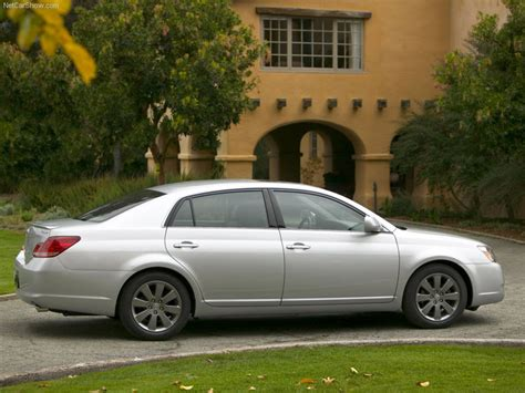 2006 Toyota Avalon Touring Toyota Avalon Touring Picture 07 Of 14 Side My 2006