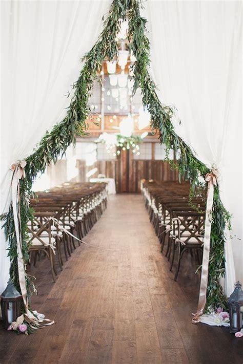 Wedding Ceremony Entrance by Best 20 Wedding Entrance Decoration Ideas On