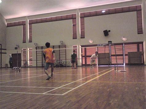 Celana Dalam Pemain Badminton badminton dari ishak sebuah catatan