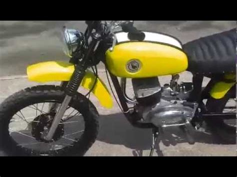 Wsk Motorrad by Wsk 125 B3 Cafe Racer Scrambler