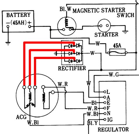 capacitor generator diagram portable generator wiring schematic portable free engine image for user manual