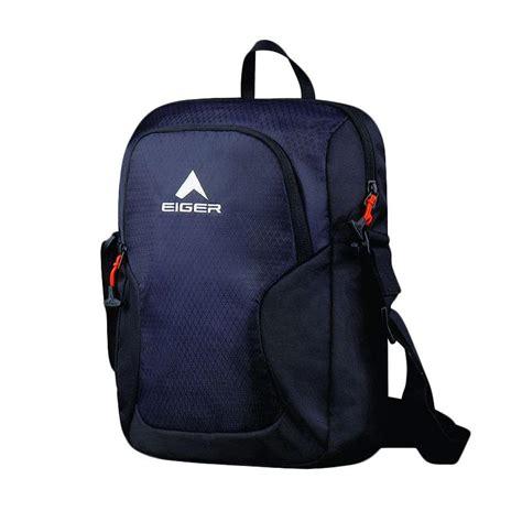 blibli eiger jual eiger shoulder bag tour hitam online harga