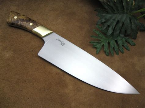 french kitchen knives naive newbe q on blade profile