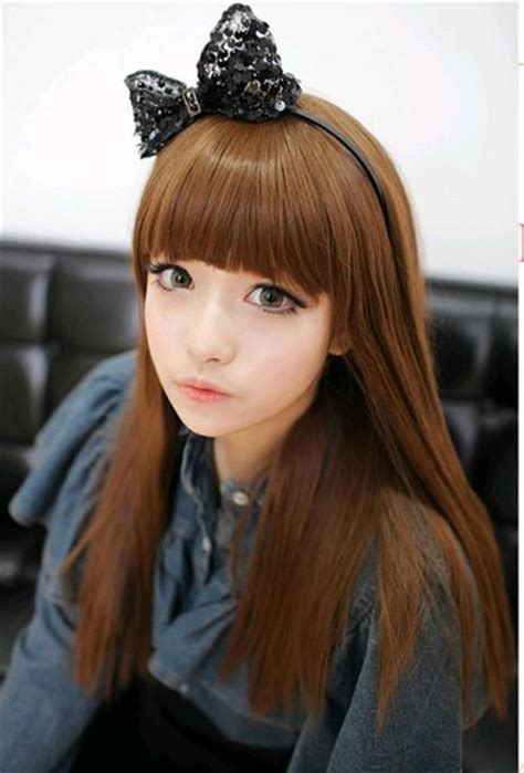 Makeup And Hairstyle Doll by Baby Doll Hairstyles Doll Hairstyles Doll