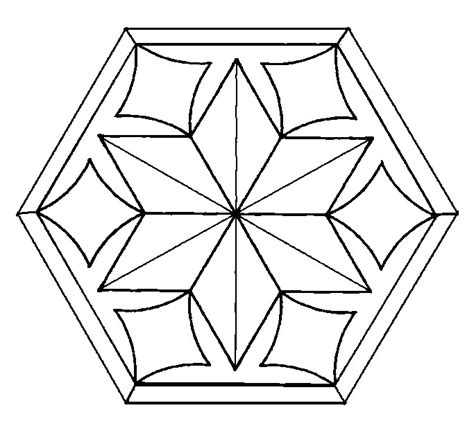 snowflake patterns for stained glass 45 simple stained glass patterns guide patterns
