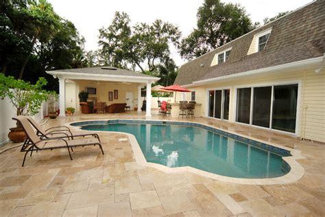 backyard pool cabana pictures triyae com backyard cabana plans various design
