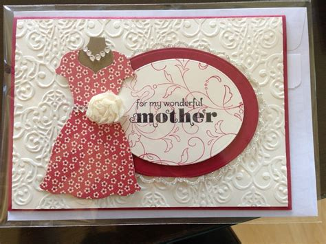 Handmade Mothers Day Card - mother s day take 2 handmade by narelle