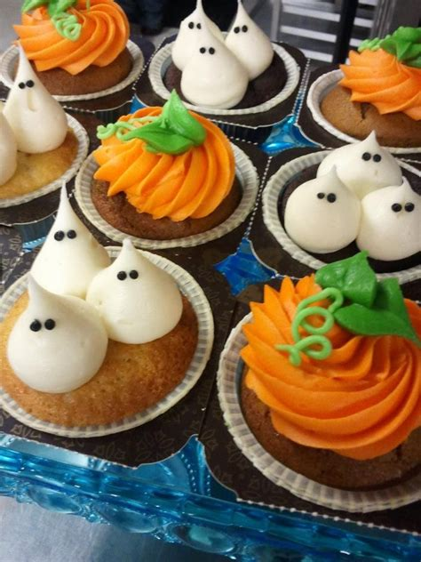 easy cupcake decoration ideas cakes - Easy Fall Cupcake Decorating Ideas