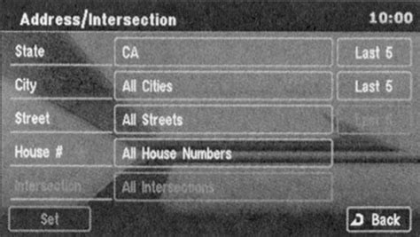 411 Search Address Search By Address Intersection Service 411