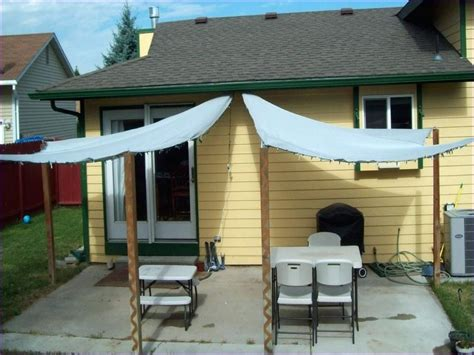 backyard awning shade sun shade patio patio design ideas