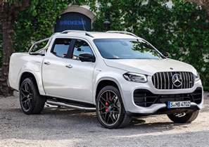 Mercedes Suv Mercedes X Class 63 Amg Ute Rendered Has
