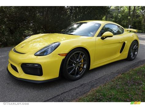 porsche cayman yellow 2016 racing yellow porsche cayman gt4 112862968 photo 24