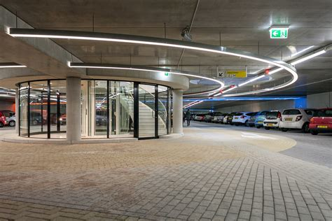 Parks Garage by Underground Parking Garage Filipa Santos