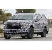 Ford Expedition Redesigned Slimmed Down For 2018