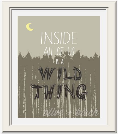 printable version of where the wild things are where the wild things are printable inside all of us is a