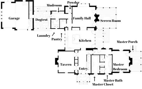 southern living idea house plans the southern living idea house by bunny williams