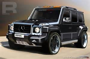 tuning mercedes g class 187 cartuning best car tuning