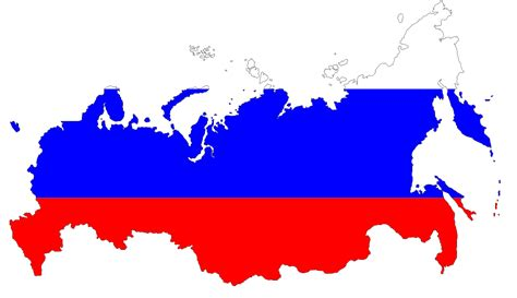 russia map clipart russian flag clip clipart best
