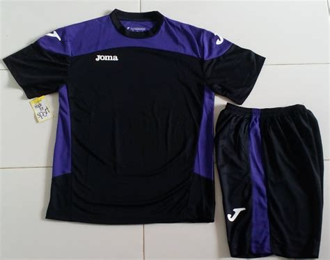 Baju Futsal New joma new balamce nb setelan jersey kaos baju kostum stelan futsal harga grosir murah rp 45 000