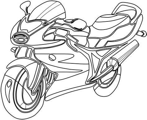 free motorcycle coloring pages to print free printable motorcycle coloring pages for kids