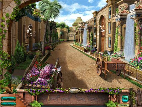 3d home design games free hanging gardens babylon on 3d hanging gardens of babylon download