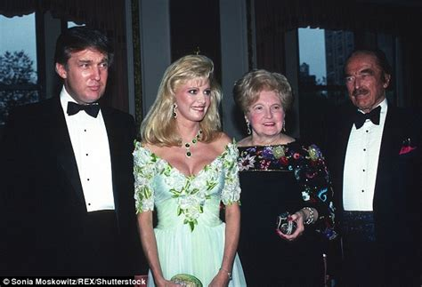 donald trump first wife donald trump cut off medical treatment to his nephew s