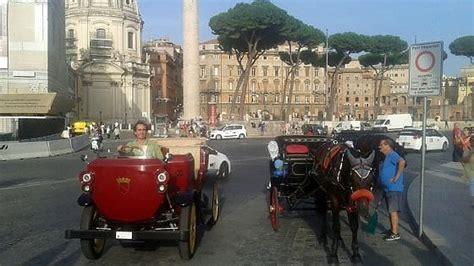 carrozze roma roma botticella addio debutta il prototipo della