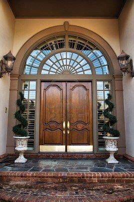 stock photo double door entrance double door entryway