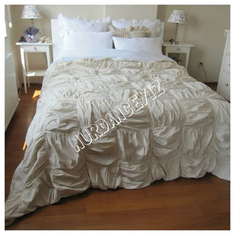 ruched bedding square ruched bedding duvet cover full queen king custom
