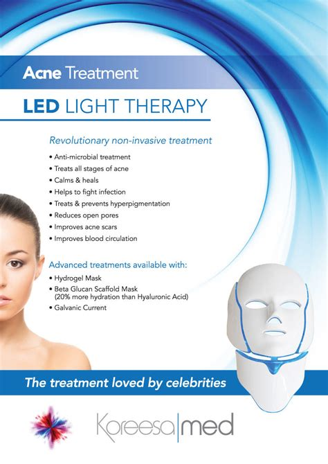 led light therapy led light therapy mask