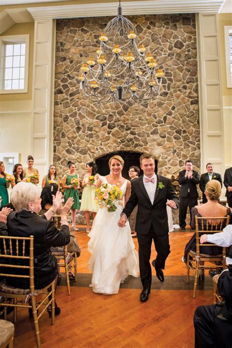 Caitlin and James Real Wedding The Ryland Inn NJ